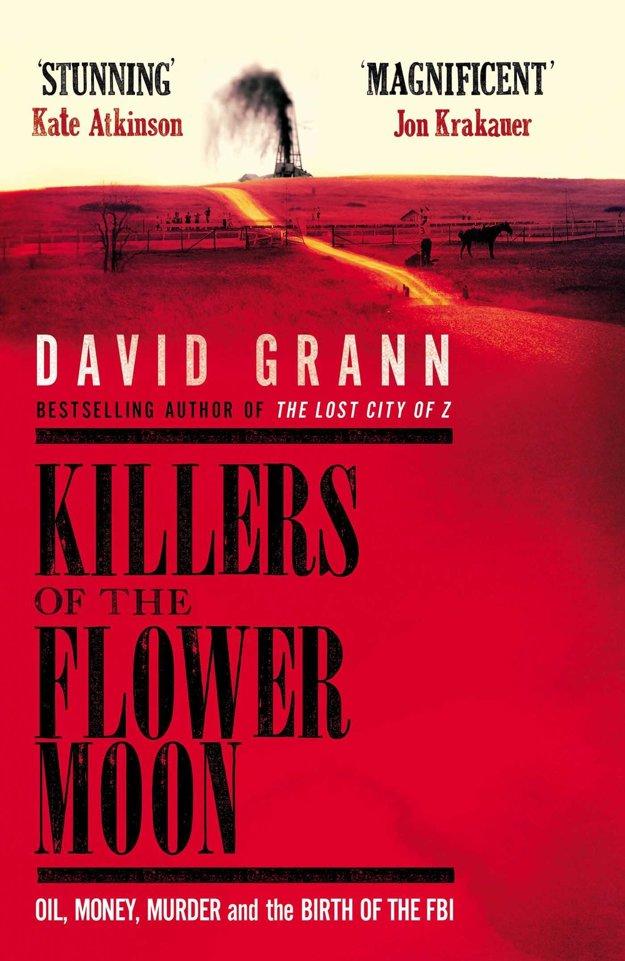 Publikácia Killers of the Flower Moon (David Grann) - Archív SME