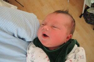 Sára Ostrovská (3970 g, 51 cm) sa narodila 28. februára Monike a Pavlovi z Nového Mesta nad Váhom. Doma sa na sestričku teší 18-mesačná Pavlínka.
