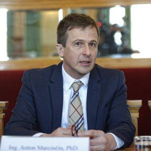 Splnomocnenec Anton Marcinčin.