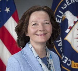 Gina Haspelová.