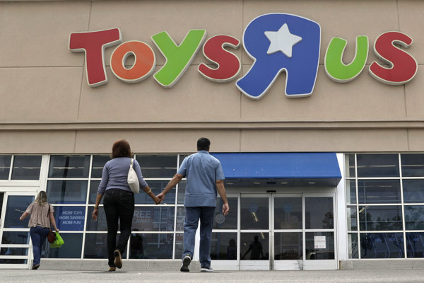"Toys ""R"" Us."