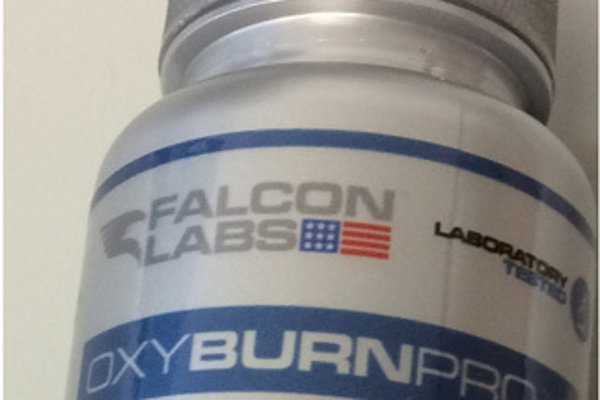 Falcon Labs: OXYBURNPRO, SEPERCLEN, SUPERDRIVE