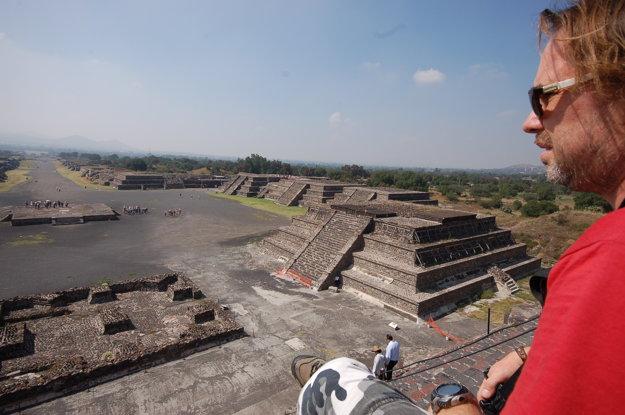 V Mexiku.