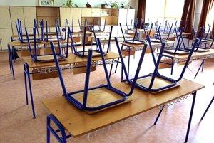 Škola chcela pred štrajkom ukončiť projekt.