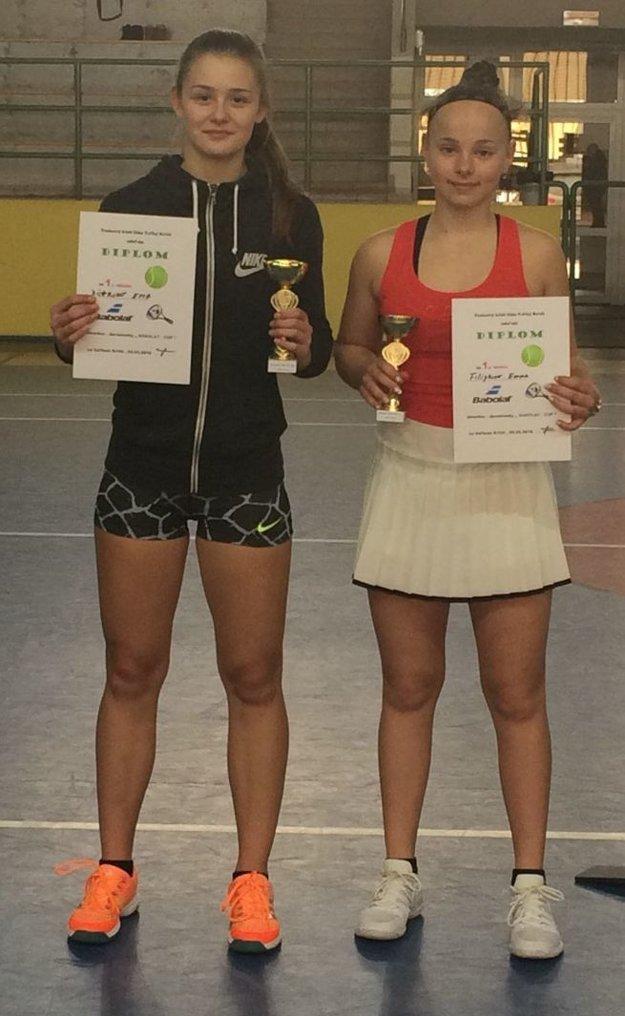 Vľavo Dičérová a Filipková.