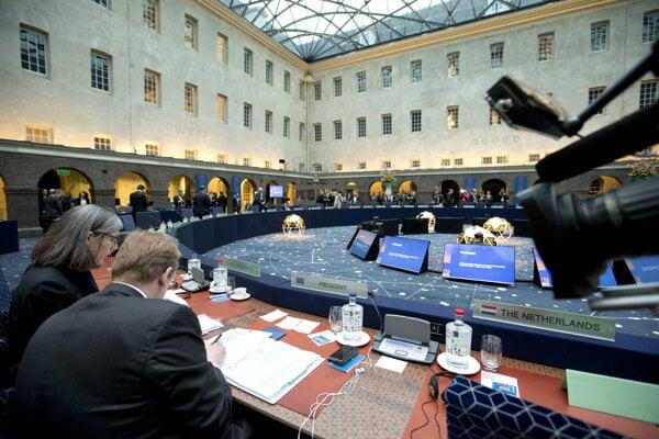Ako čeliť urgentným výzvam, pred ktorými stojí Európa, je témou neformálneho zasadnutia ministrov vnútra krajín EÚ v Amsterdame je