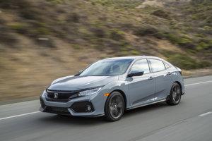 6. miesto - Honda Civic