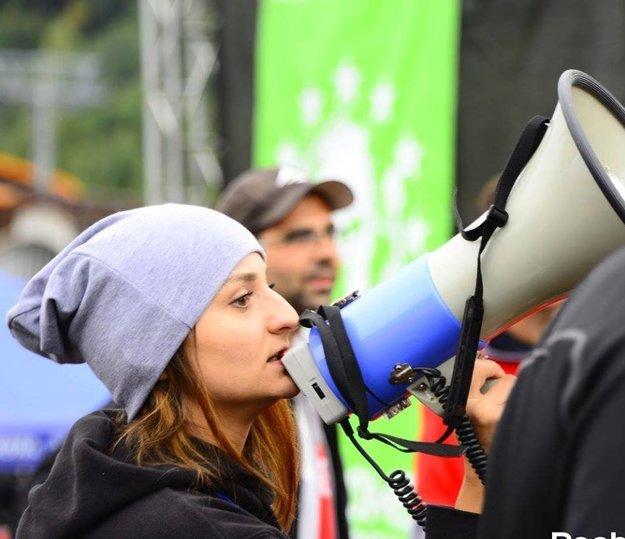 Organizátorka pretekov Spartan race na Slovensku Magdaléna Lehocká, je štartu v Trnave alebo jej okolí naklonená.