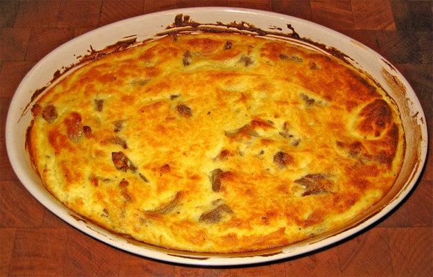 Tave Kosi, albánske jedlo