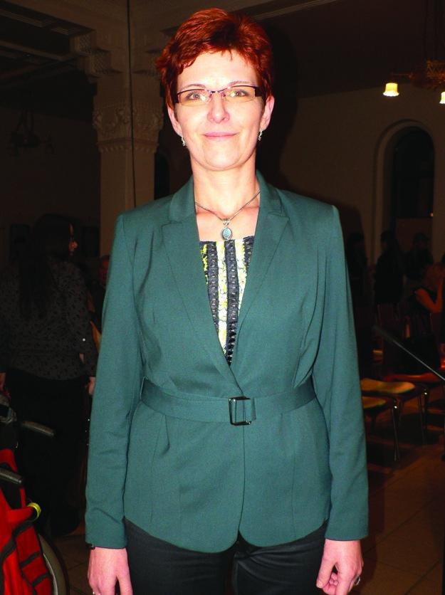 Ocenenie Srdce na dlani získala aj Viera Kazimírová.