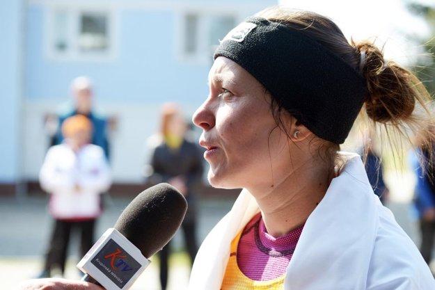 Mária Katerinka Czaková výrazne zlepšila slovenský rekord na 50 kilometrov.