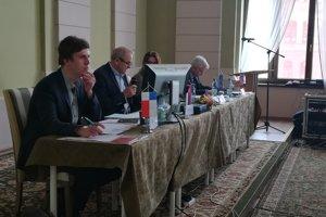 Výjazdové zasadnutie Zastupiteľstva BBSK v Lučenci
