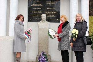 Hrob Štúrovcov v Trenčíne.