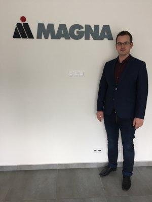 HR Manager spoločnosti Milan Kališ.