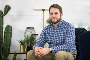 Roman Bojko - manažér pre udržateľný vývoj Ikea Slovensko, Česko, Maďarsko.