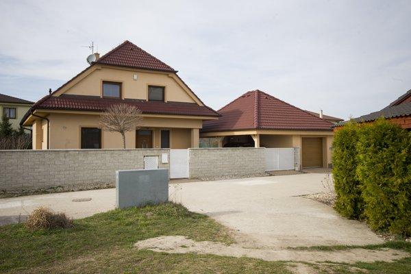 Dom v Chorvátskom Grobe, o ktorý minister vnútra Tomáš Drucker oficiálne prišiel, hoci v ňom žije naďalej.