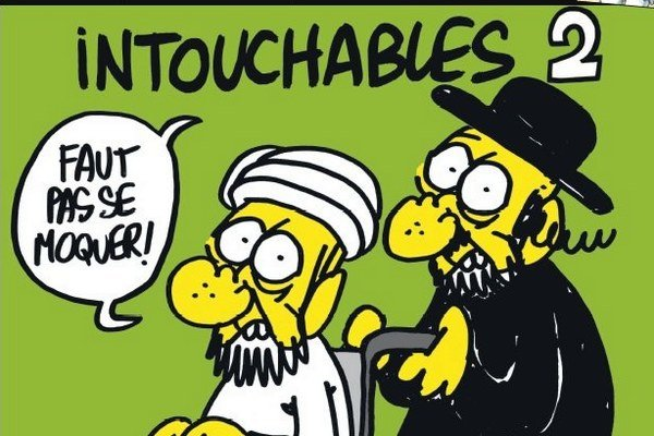 Kresba: Charlie Hebdo