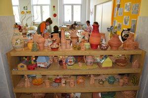 Obľúbená keramika.