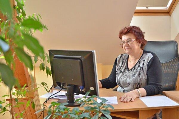 Iveta Kyselová.