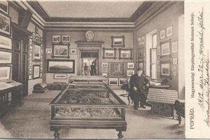 Karpatské múzeum.