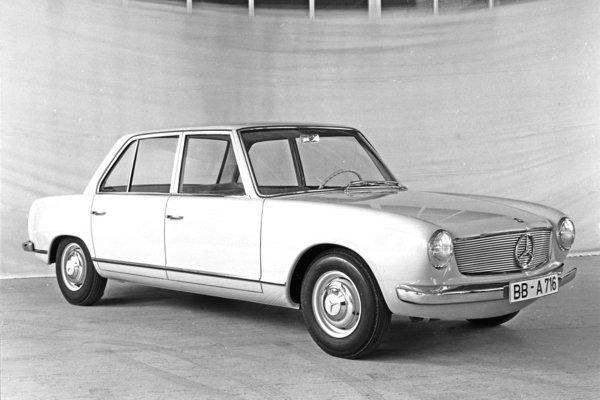 Mercedes prototyp W119