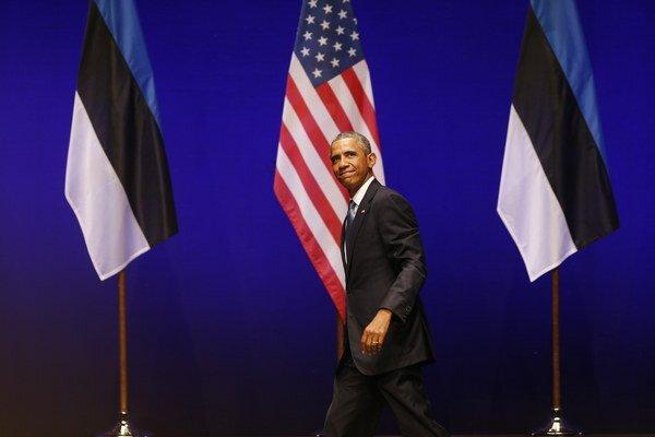 Obama prišiel upokojiť Pobaltie.