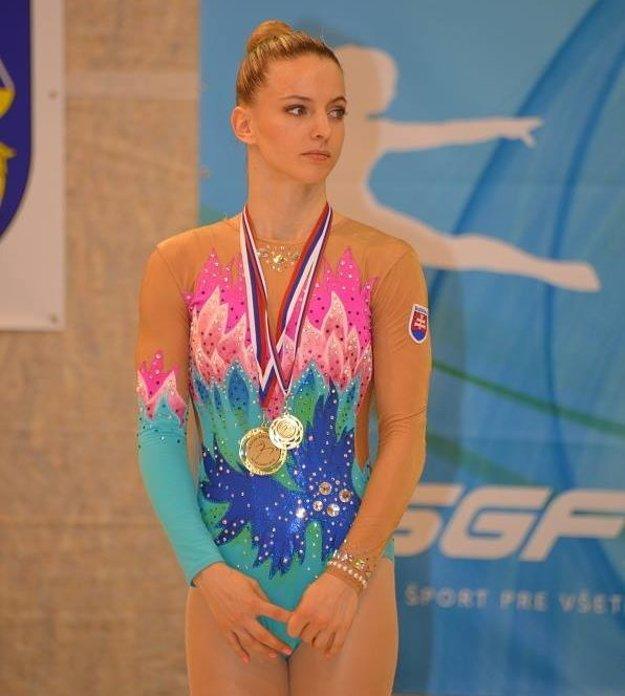 Medzi ženami dominovala Slovenka Anita Lamošová