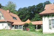 Historickú budovu vo Veľkom Ďure vlastnila kedysi nitrianska župa. Bola v nej škola v prírode. Prístupová cesta sem vedie z obce Čifáre.