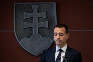 16. apríl 2018. Minister vnútra Tomáš Drucker ohlásil svoju rezignáciu.