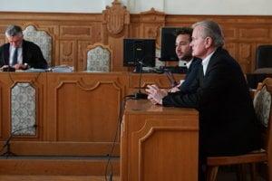 Sprava Leonard Siegfried a Antonio Nuzzo vlani na Špecializovanom trestnom súde v Banskej Bystrici.