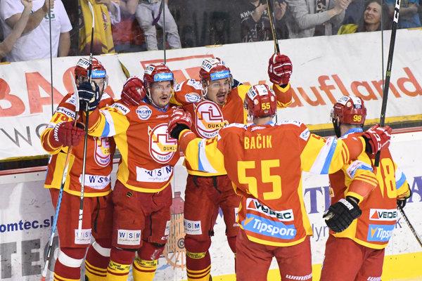 Trenčín chce doma potvrdiť dobrý výsledok z Banskej Bystrice.