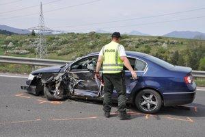 Vodič Passatu mal v dychu viac ako promile alkoholu.