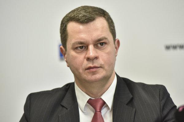 Prezident Potravinárskej komory Slovenska Daniel Poturnay.