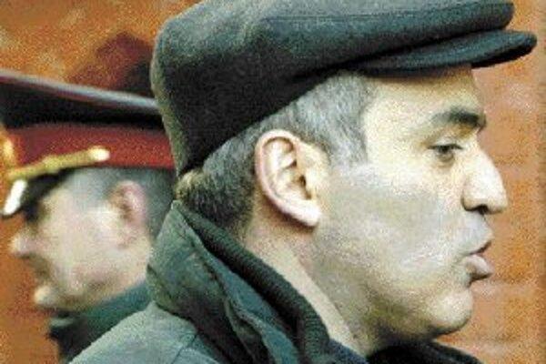 Garri Kasparov.