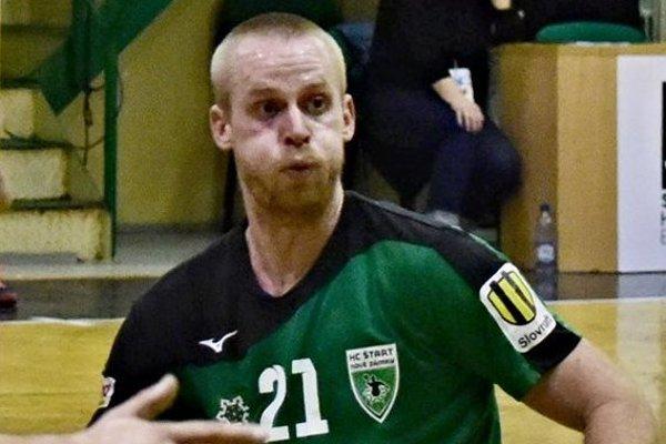 Gabriel Hricišon dal vzápase 6 gólov.