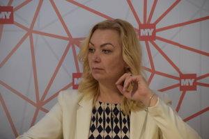Jitka Boldová – manažérka spoločnosti TES Media, s.r.o.
