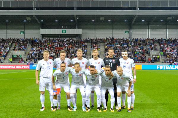 Slovenských futbalistov preveria v septembri Dáni.