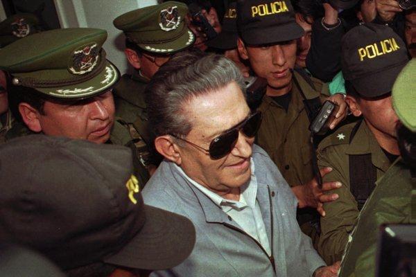 Luis García Meza zomrel vo veku 88 rokov.