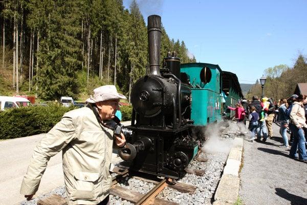 Obľúbená železnička dnes otvorila sezónu.