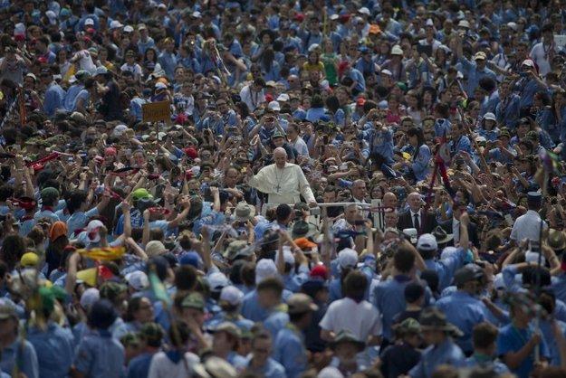 Že by na Slovensku platil iný katolicizmus ako vo svete? FOTO - TASR/AP