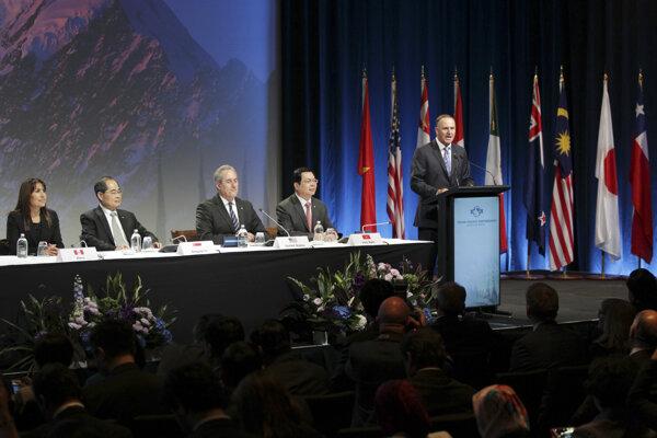 Zástupcovia tichomorských štátov sa zišli v meste Auckland.
