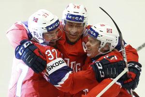 Hokejisti Nórska zdolali Nemecko.