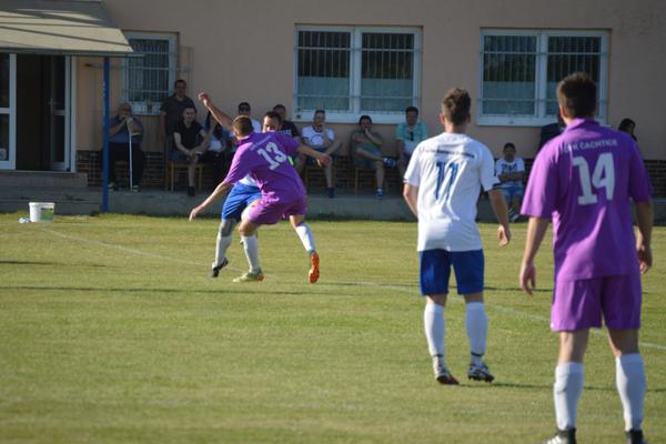 Čachtičania zvíťazili gólom z predposlednej minúty.