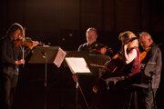 Anglický súbor Brodsky Quartet vystúpi v programe 20. ročníka festivalu Konvergencie