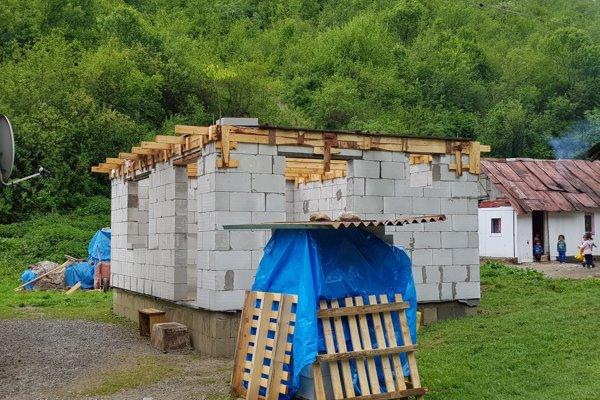 Prvý legálne postavený dom v Čirči.