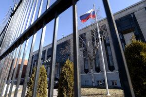 Ruská ambasáda v Ottawe.