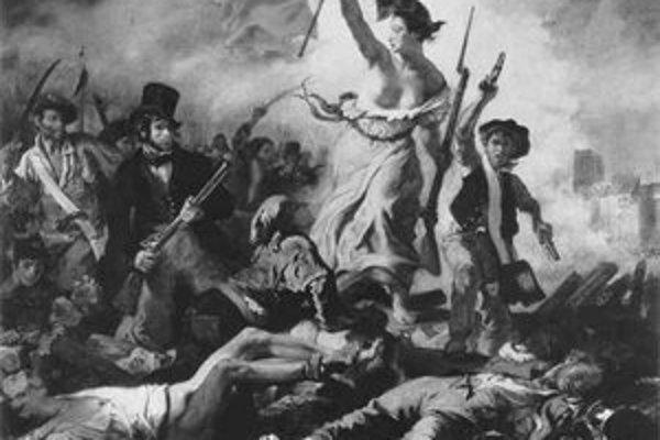Ďalším známym symbolom Francúzskej republiky je Marianne. Počas francúzskej revolúcie sa postava ženy s červenou čiapkou stala symbolom boja za slobodu.