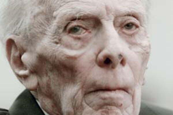 Viktor Fischl zomrel vo veku 94 rokov.