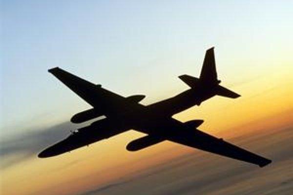 Špionážne lietadlo U-2.