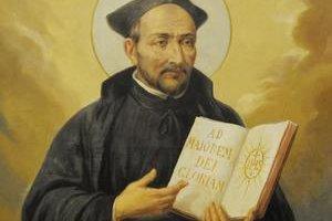 Zakladateľ jezuitov bol Ignác z Loyoly.